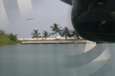 View from Waterplane